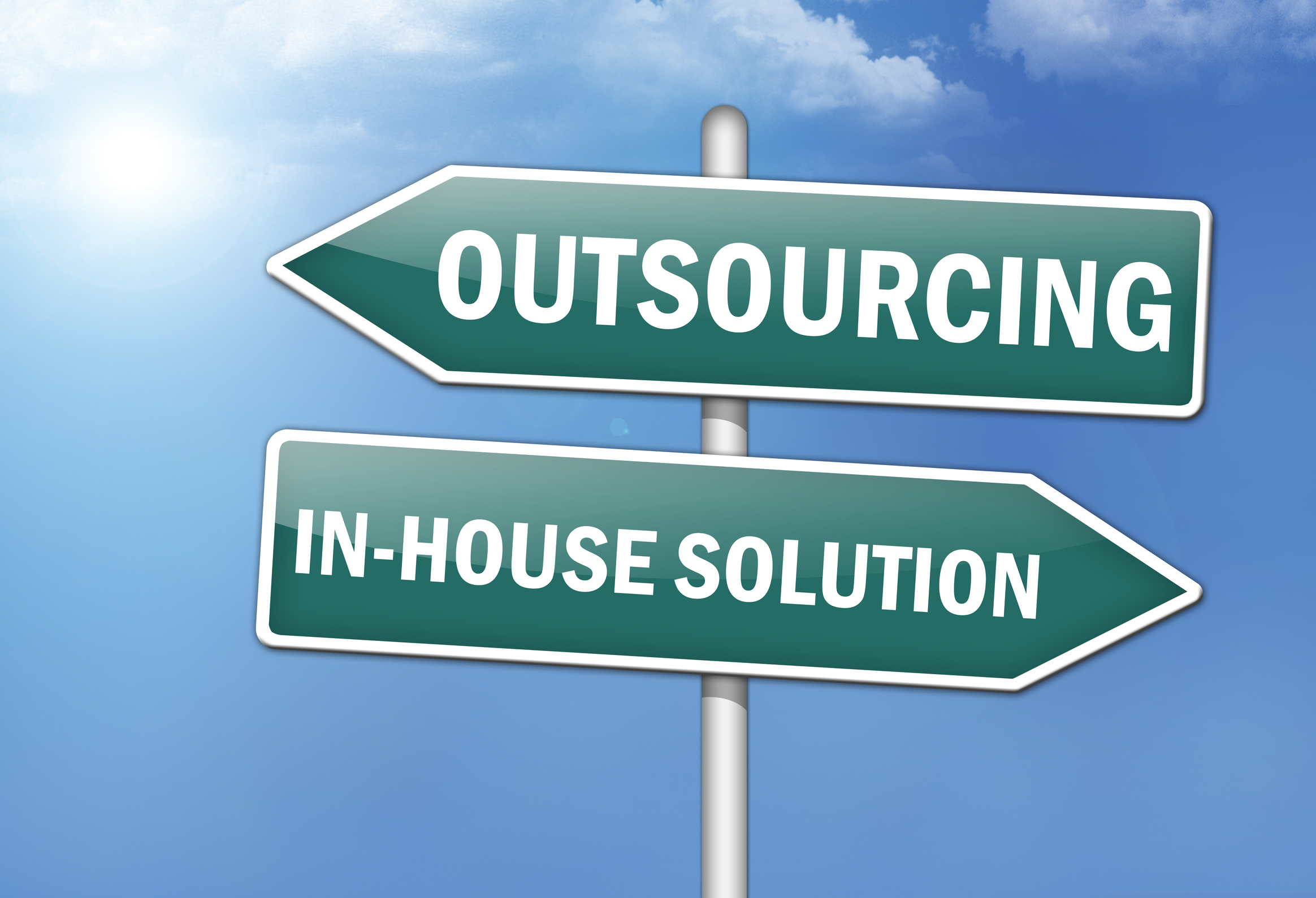 Interested in outsourcing to a third party here s what to look