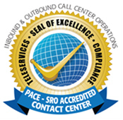 Teleservices Seal of Excellence Compliance